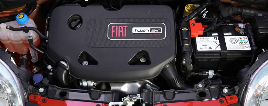 Officina Fiat a Torino
