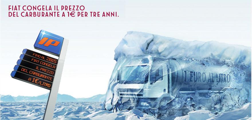 Fiat congela il prezzo del carburante a 1 euro per tre anni