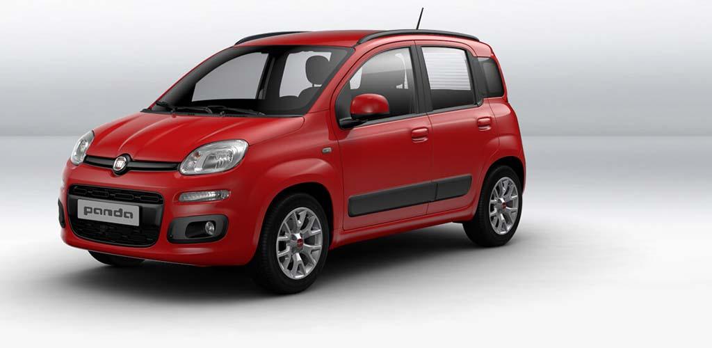 Fiat panda Torino