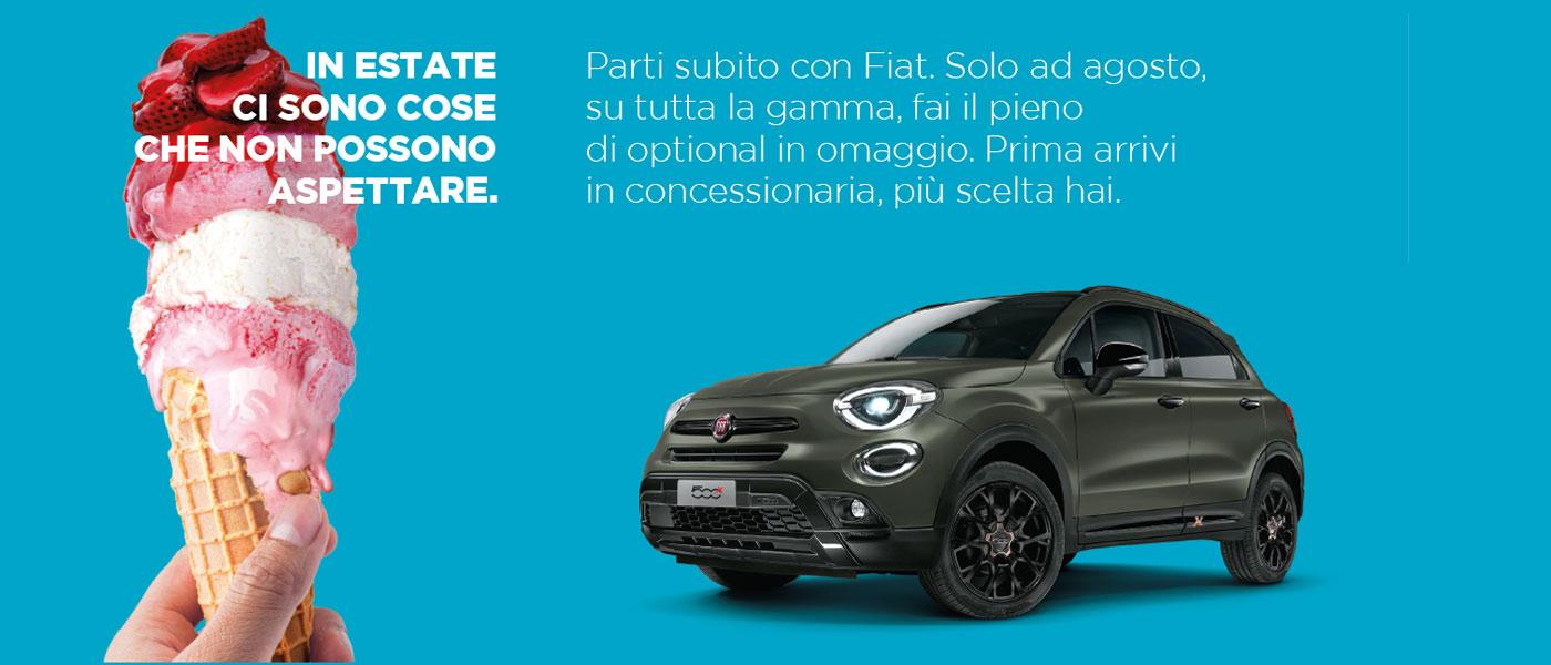 Fiat 500 X Torino