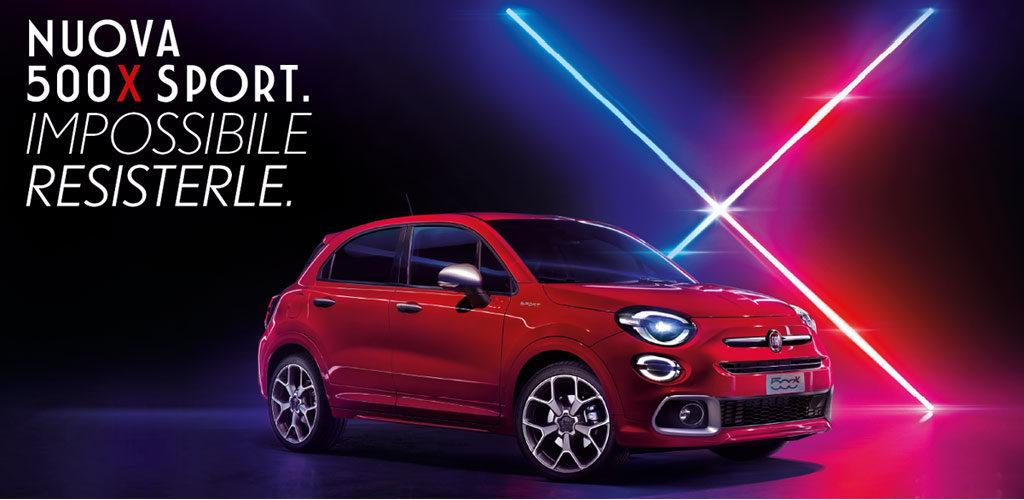 Fiat 500 X Sport Torino