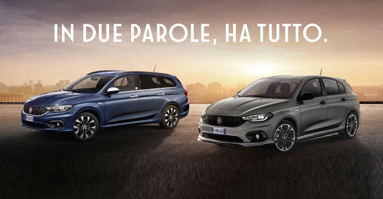 Gamma Fiat Tipo Torino