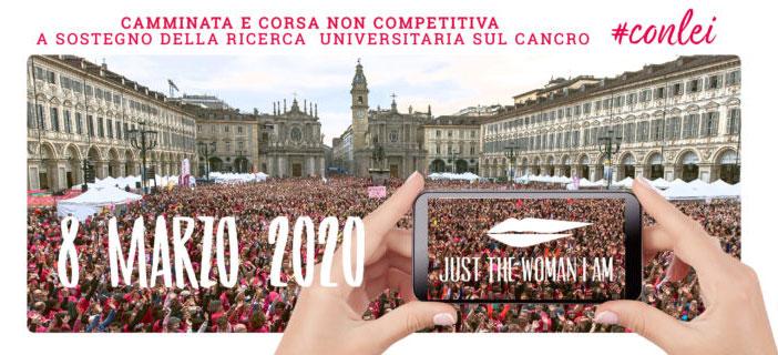 Evento Just The Woman I Am Torino