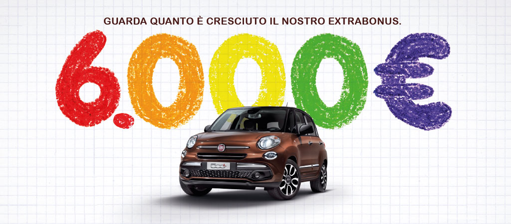Fiat 500 L Torino