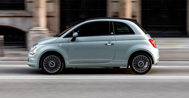 Fiat 500 Hybrid Torino