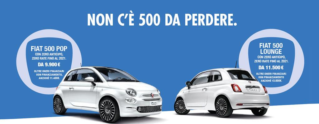 Fiat 500 Torino