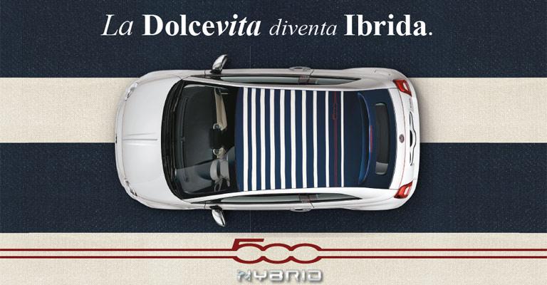 Fiat 500 Dolcevita Torino