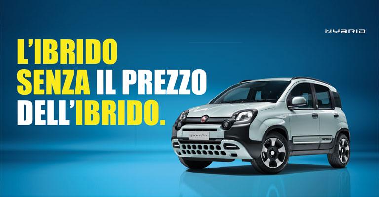 Fiat Panda Hybrid Torino