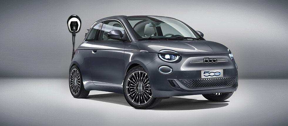 Fiat 500 elettrica Torino
