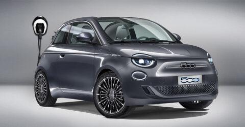Fiat 500e Torino