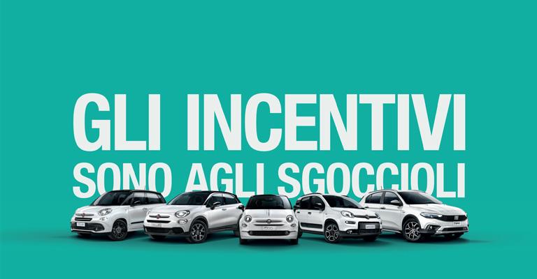 Gamma Fiat Tua con Bonus fino a 8.000€