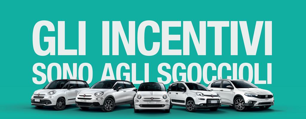 Incentivi Fiat Ottobre 2021