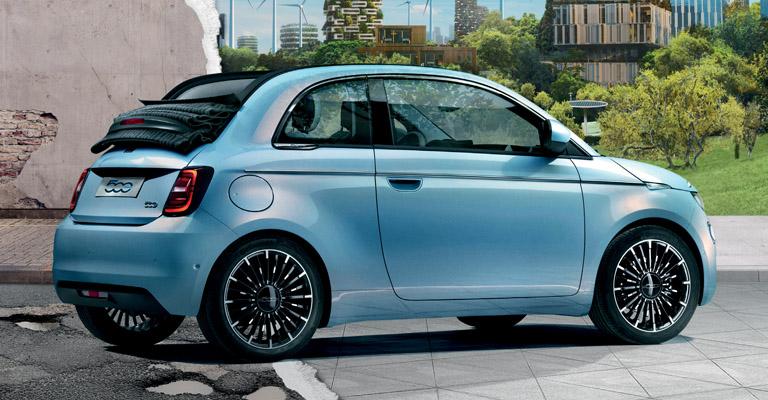 Fiat 500e in promozione a Torino