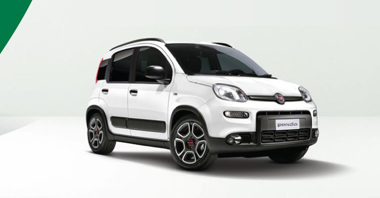 Fiat Panda Hybrid Promo Torino